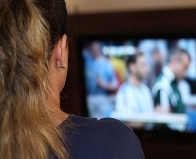 supposed bad habits that are good for you - watching TV
