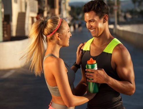 Take Time To Keep Healthy With Your Partner